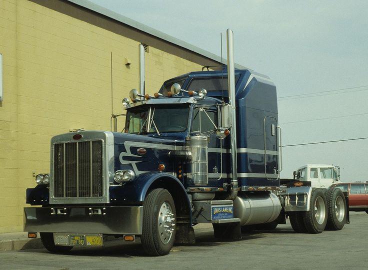 Green Bay Pete Kenworth trucks, Big trucks, Peterbilt trucks