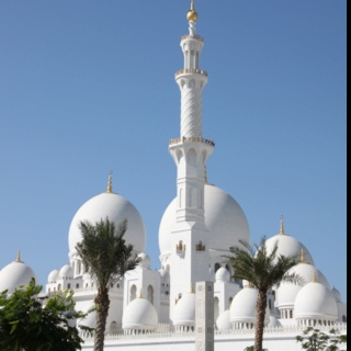one of the biggest mosk