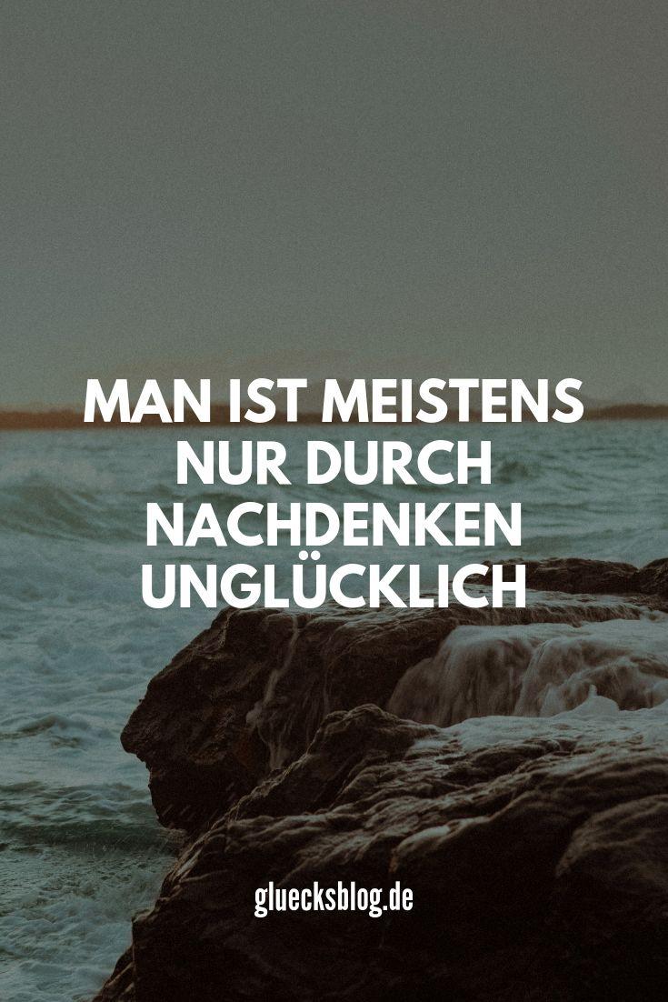 Weisheiten GlГјck