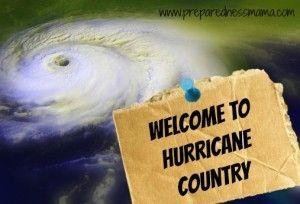 Welcome to Hurricane Country: How to Prepare for Hurricane Season