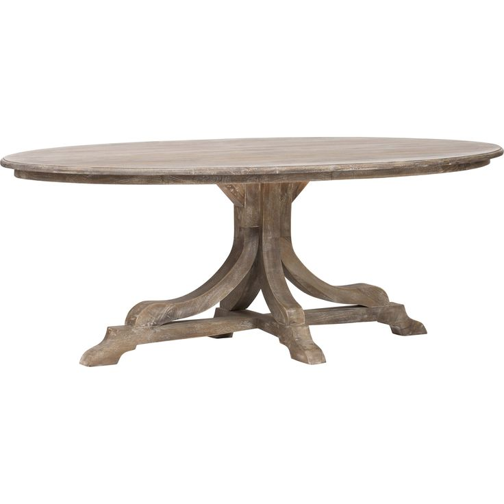 Aimee Oval Dining Table - Dining Tables - Dining - Furniture