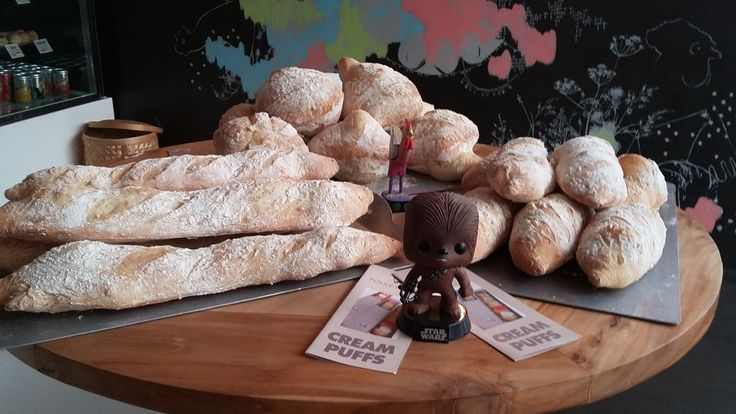 French bread from Poule de Luxe