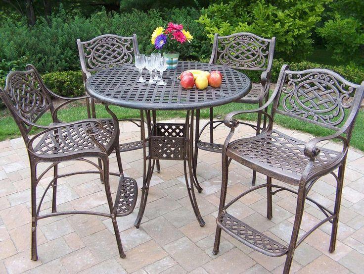 46 best garden patio furniture sets images on pinterest