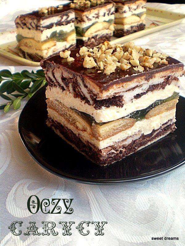 Как желе выложить на торт