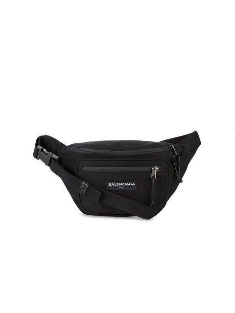 e19d8835b20 BALENCIAGA Explorer zip belt bag.  balenciaga  bags  belt bags  polyester