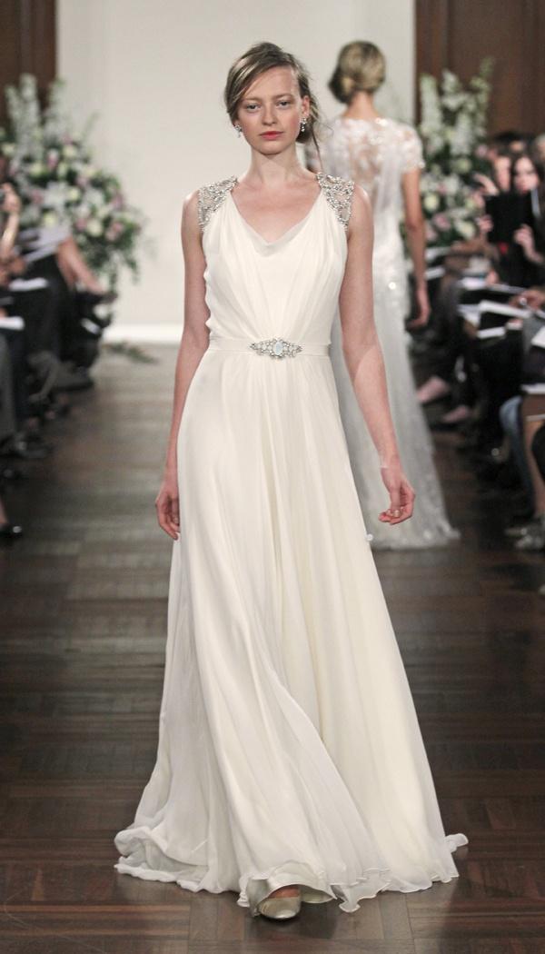 #JennyPackham #Wedding Dress - Ivy