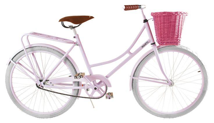 Modelo Florenza edición limitada toda rosa.