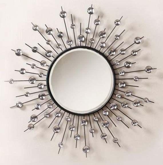 Decorative Mirror Sunburst Mirror Mirror Gallery Wall