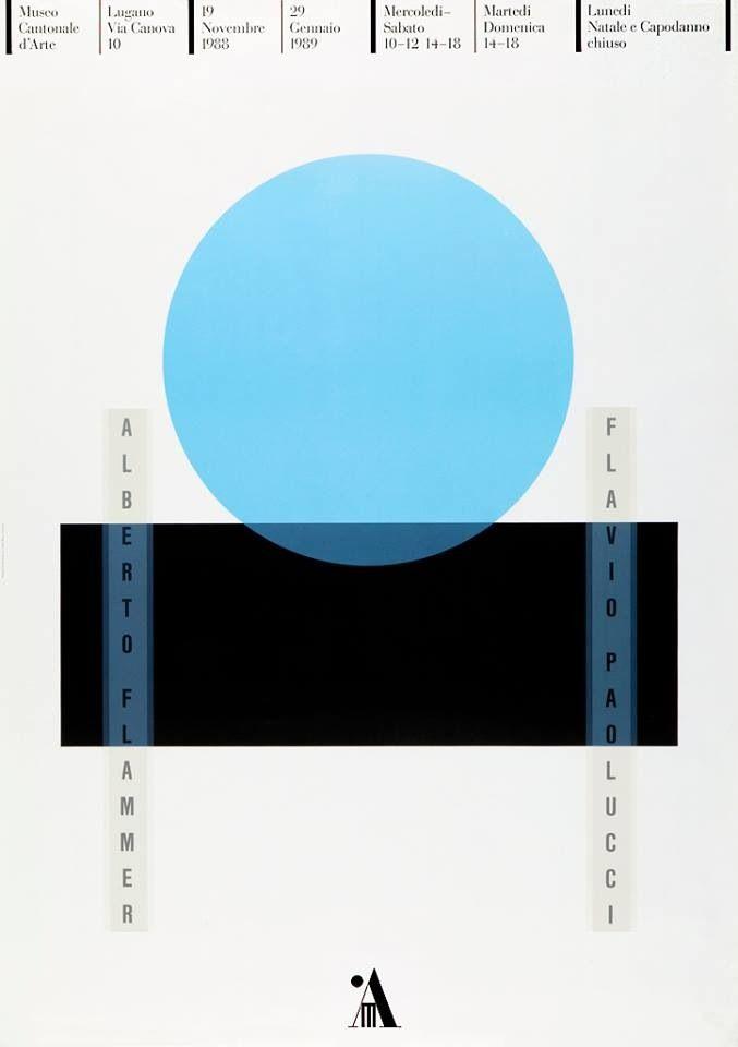 by Bruno Monguzzi – 1989