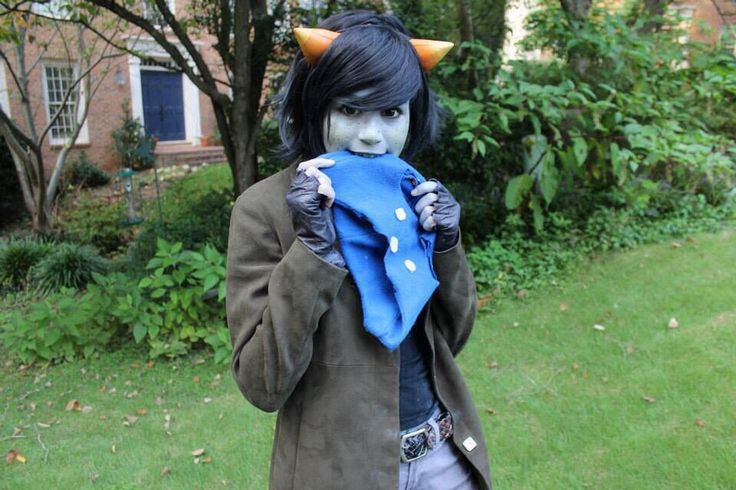 Awesome nepeta cosplay
