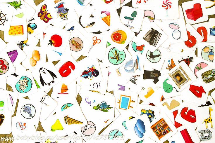 580 мини карточек для memory. Большая раздача - Babyblog.ru