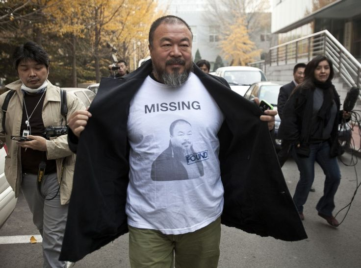 November 2, 2012: Chinese activist and artist Ai Weiwei argues that social media is already putting more power in the hands of everyday Chinese, even though citizens face tough barriers to online communication.
