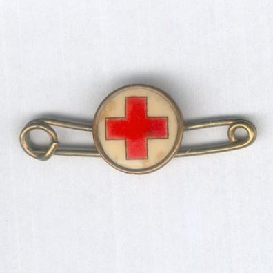 Early 20th century British #RedCross pin
