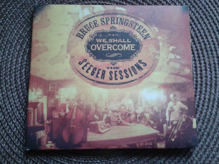Bruce Sprinsteen - We Shall Overcome - CD