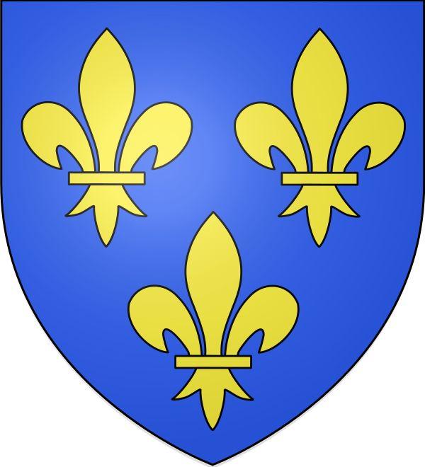 Blason France moderne.svg