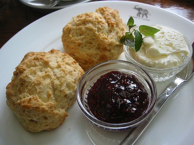 Queen Elizabeth Shares Drop Scone Recipe - foodista.com