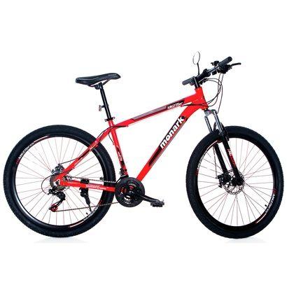 Acabei de visitar o produto Bicicleta Monark Allum Tourney - Aro 27,5