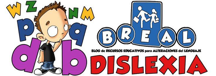 BREAL-Dislexia. Blog sobre dislexia con material interesante