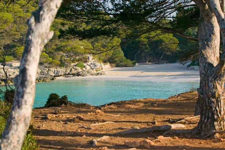 Playa de Macarelleta (Menorca, Islas Baleares) - Playas escondidas y perfectas en España