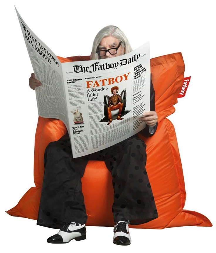 Fatboy - The Original my son love this in his game room he has nothing but Fatboy bean bags around we love them