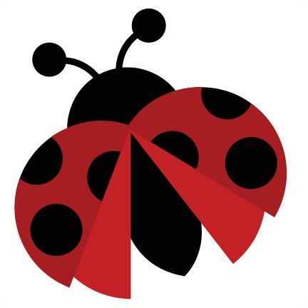 Ladybug SVG file for scrapbooking cardmaking free svg files free svg cuts cute ladybug svg file