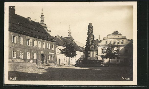 City Žatec / Saaz | Ústecký kraj / Region Aussig | Page 2 | old Postcards