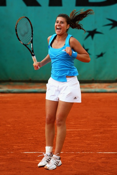 DOUBLES  Winner (4): 2011 - Dallas (w/Brianti); 2010 - Estoril (w/Medina Garrigues); 2008 - Fès (w/Pavlyuchenkova), Luxembourg (w/Erakovic), ITF/Athens 2-GRE (w/Voskoboeva); 2007 - ITF/Las Palmas de Gran Canaria-ESP (w/Gojnea), ITF/Bucharest 6-ROU (w/Szatmari); 2006 - ITF/Bucharest 1-ROU (w/Niculescu), ITF/Madrid 2-ESP (w/O'Brien); 2005 - ITF/Porto Santo 4-POR, ITF/Porto Santo 5-POR (both w/Orasanu); 2004 - ITF/Timisoara-ROU, ITF/Arad-ROU (both w/Niculescu).