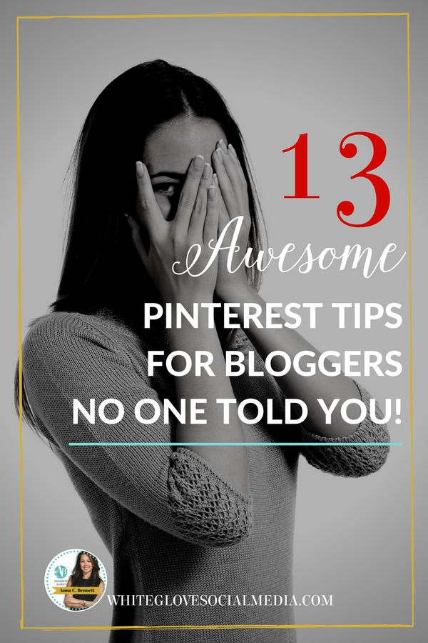 6.7 million People publish posts on blogging websites regularly, with 12 million posting blogs to their social media accounts. How are you going to stand out? Click to learn what it takes to win big on Pinterest as a blogger from #PinterestExpert Anna Bennett. | #PinterestMarketing #PinterestTips #PinterestForBusiness #PinterestForBloggers #PinterestForBeginners #PinterestMarketingTips #PinterestForBeginners