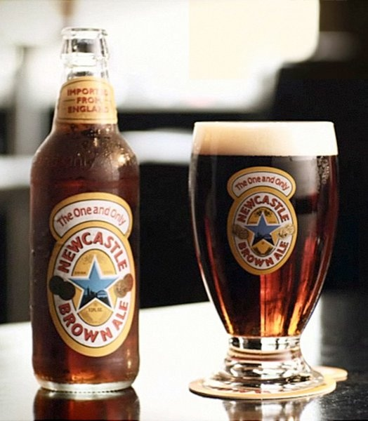 ●  Of Course! Yum!  - Newcastle Brown Ale