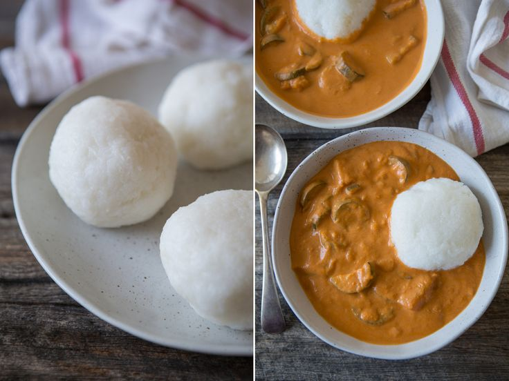 African Vegan Peanut Soup