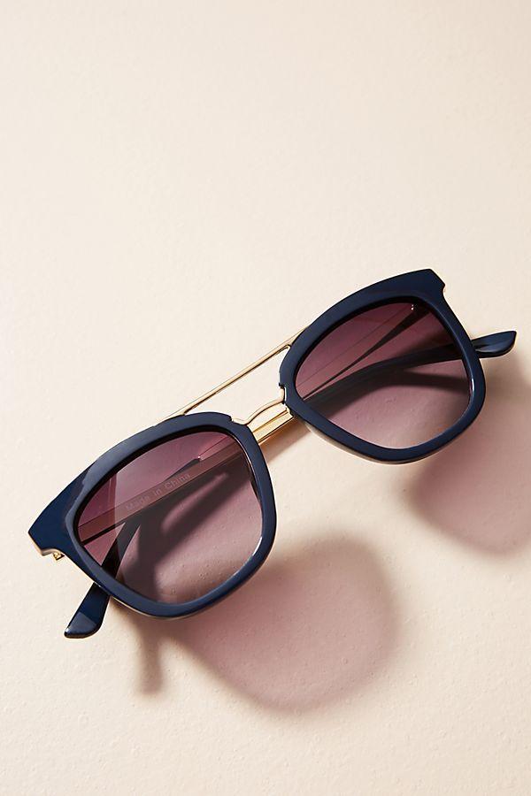 Slide View: 1: Tasma Brow Bar Sunglasses