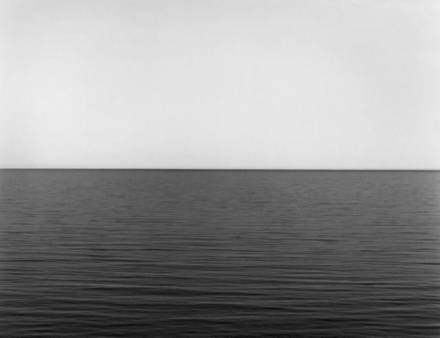 Hiroshi Sugimoto, Lake Superior, Point Isabelle (2003)