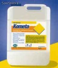 Arco protezione Kometa Descrizione di Arco protezione Kometa: ID prodotto: 663707  emulsione poliacrilica autolucidante. Emulsione auto-lucidante ad alta reticolazione. Assicura un elevato standard di lucidatura e resistenza con sistemi Hi-Speed.