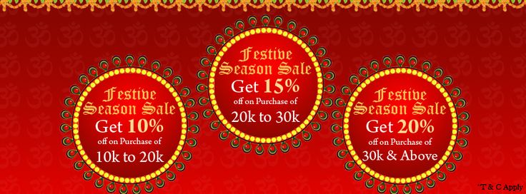 Attractive Discounts on all Diamond Jewellery.. Buy jewellery this festive season