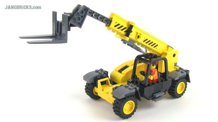 JANGBRiCKS LEGO reviews & MOCs: LEGO System MOC