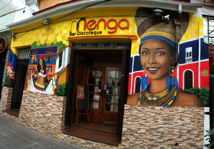 Menga #mural #graffiti #streetart #kode #alanzarate