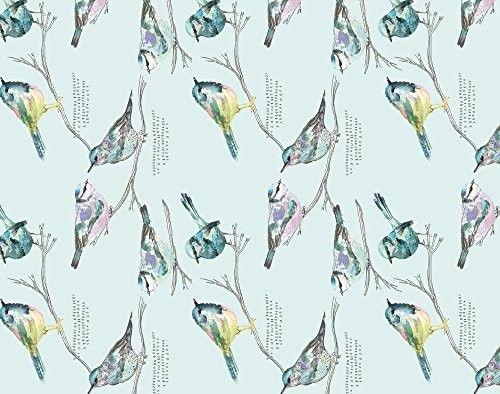 3 Decoupage & Decopatch Paper Sheets - Pretty Garden Birds | Decoupage Crafts