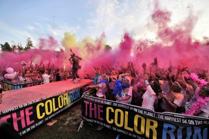The Color Run - Rimini 2 August 14