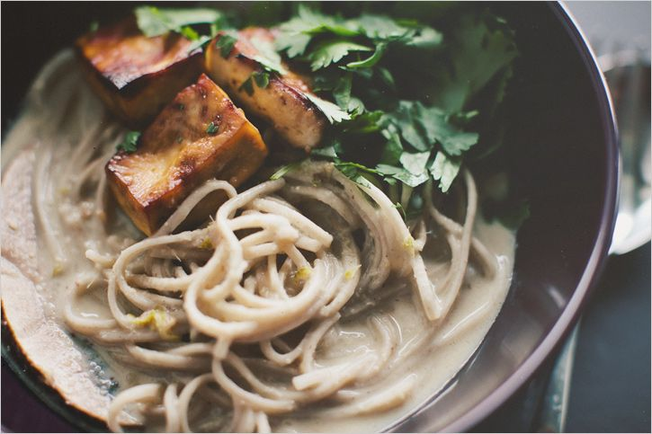 detox: Noodles Recipes, Sprouts Kitchens, Thai Noodles, Dinners Recipes, Blueberries Cakes, Peanut Sauces, Soba Noodles, Noodles Bowls, Thai Soba