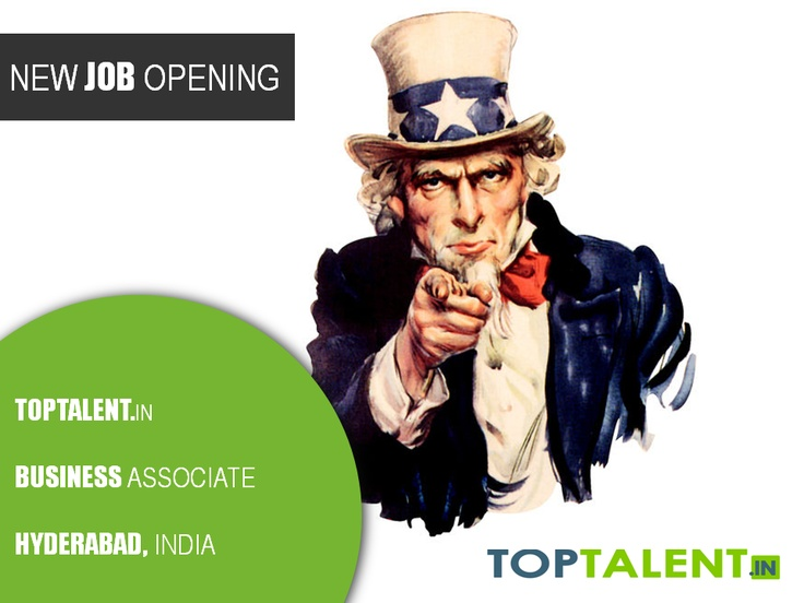Yes! We are #hiring and guess where to apply? | www.TopTalent.in