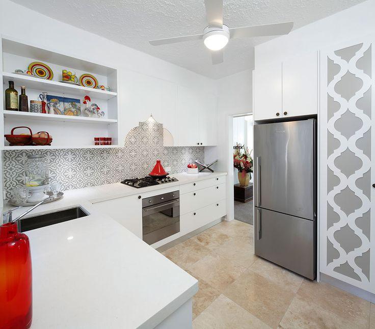 Moroccan style kitchen Avalon