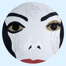 Gary Hume - Michael Jackson illustration