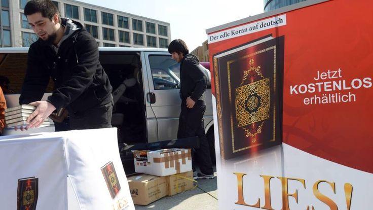 Duitsland verbiedt jihadistische beweging en doorzoekt moskeeën | NOS