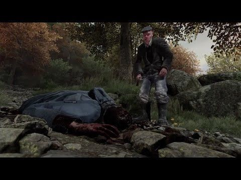 The Vanishing of Ethan Carter - Welcome to Red Creek Valley Trailer - YouTube