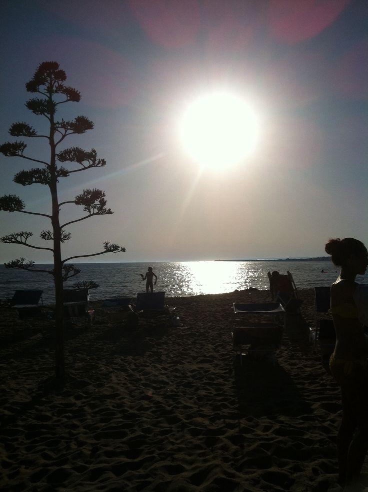 #playacarratois #sole #mare #sud-est #Sicilia