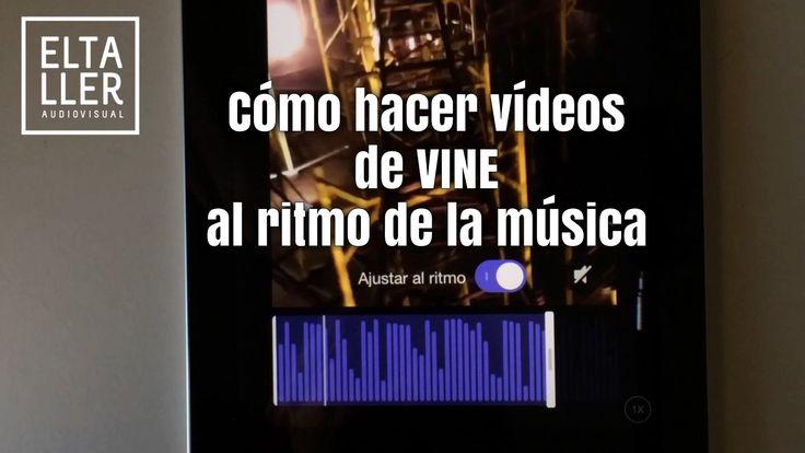 Hacer vídeos de Vine al ritmo de la música es muy sencillo tras la última actualización de la aplicación. Te contamos cómo, con vídeo tutorial incluido.