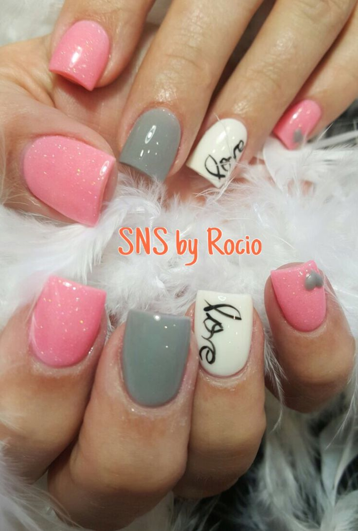 best nails images on pinterest acrylic nails coffin short