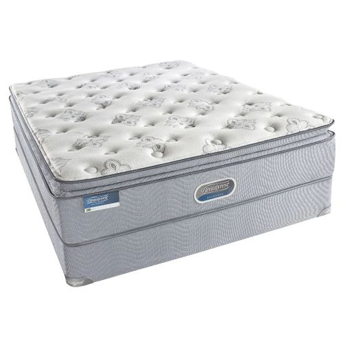 Simmons Briella II Mattress and Box with Set of V Lock