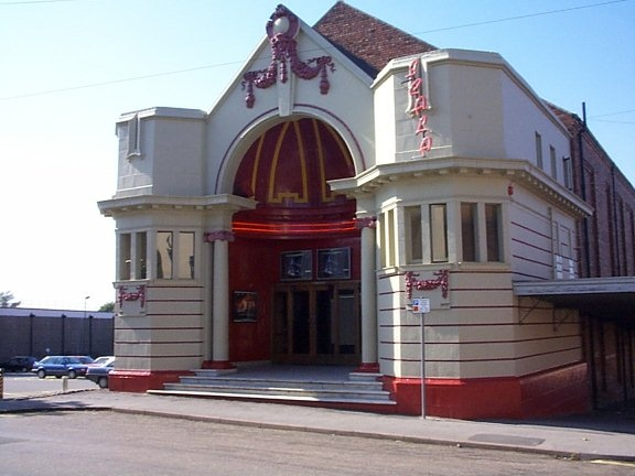 Ilkeston Scala - The cinema I used to go to as a kid. Has double seats, a balcony and used to have ice cream intermissions.