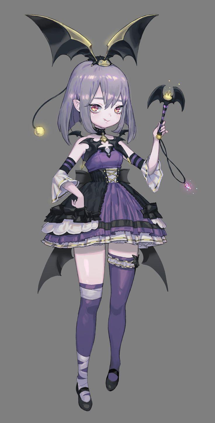 happy Halloween :), BYUN ARI on ArtStation at https://www.artstation.com/artwork/9ZGrW